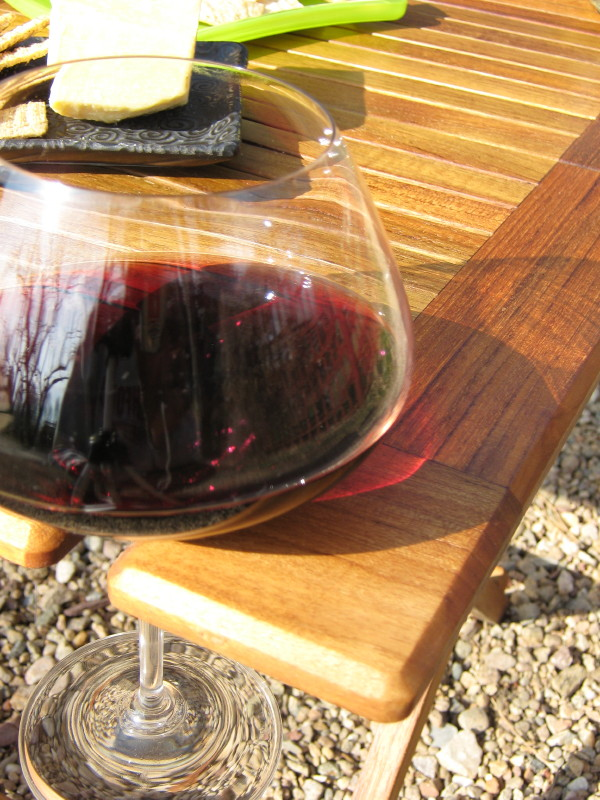 Wine Table (Teak)