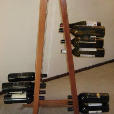 DBL Wine Hive 54 (Mahogany)