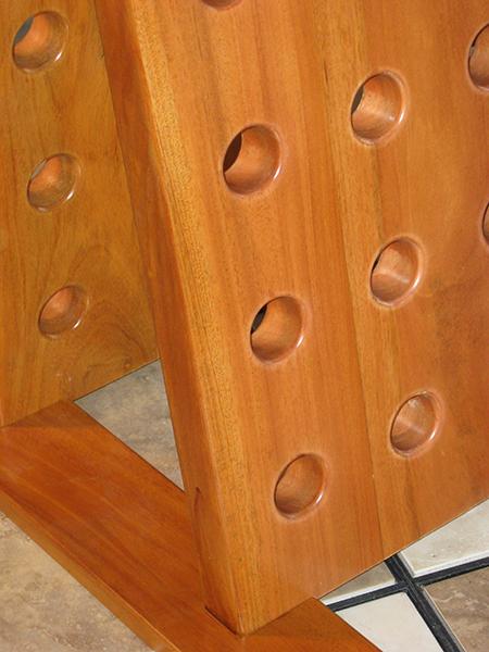 DBL Wine Hive (Mahogany)