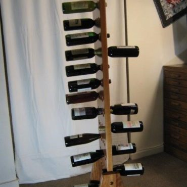 SGL Wine Hive 60 (Mahogany)